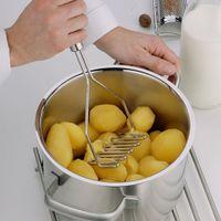 Multifunktion Küche Kartoffelpresse Kartoffelstampfer