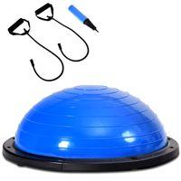 COSTWAY Balance Trainer Ball Yoga Pilates Gymnastikball Koerperbalance Flexibilitaet Rehabilitation ?59cm