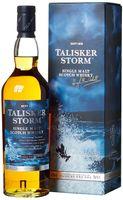 Talisker Storm Single Malt Scotch Whisky in Geschenkpackung | 45,8 % vol | 0,7 l