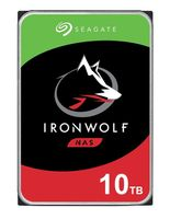 Seagate NAS HDD IronWolf, 3.5 Zoll, 10000 GB, 7200 RPM