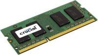 Crucial 8 GB DDR3 1600MHz RAM CL11 SO-DIMM