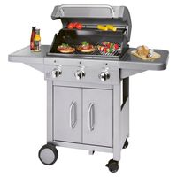 ProfiCook Gasgrill PC-GG 1179 mit 3 Brennern