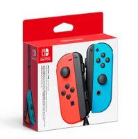 Nintendo Switch Controller - Joy-Con 2er-Set Neon-Rot/Neon-Blau; 2510166