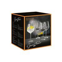 Nachtmann Cocktailglas Gin&Tonic 640ml, klar (4er Pack)