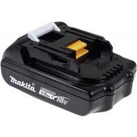 Akku für Makita Baustellenradio DMR107 Original