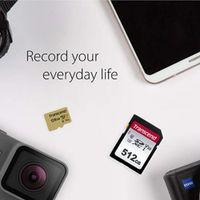 Transcend SDXC 300S        512GB Class 10 UHS-I U3 V30
