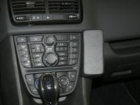 Haweko Telefonkonsole Für Opel Mervia, Bj. 06/2010- Leder, Schwarz