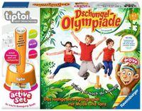 Ravensburger active Set Dschungel-Olympiade 00849