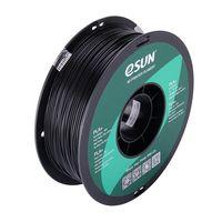 eSun PLA plus 1,75 mm schwarz / black 1 kg Rolle 3D Drucker Filament PLA+