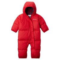 Columbia Snuggly Bunny Bunting Mountain Red 18-24 Months