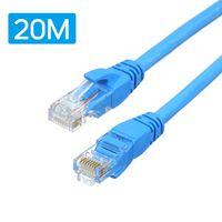 CAT 6 Ethernet Kabel LAN Netzwerk Internet Patchkabel 20m