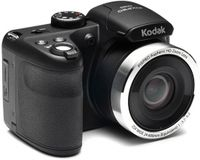 Kodak Pixpro AZ252 schwarz, Farbe:Schwarz