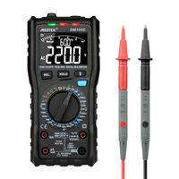 MESTEK 10000 Zaehlt das multifunktionale True RMS-Digitalmultimeter zur Messung der AC / DC-Spannung und des Stromwiderstands
