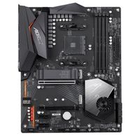 Gigabyte X570 AORUS ELITE (rev. 1.0) - AMD - Socket AM4 - AMD Ryzen - DDR4-SDRAM - DIMM - 2133,2400,2667,2933,3200,3300,3333,3400,3466,3600,3733,3800,3866,4000 MHz
