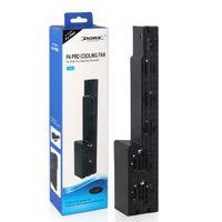 Playstation 4 Pro Kühler Lüfter PS4 Pro Externe Turbo ABS Temperaturregelung Cooler