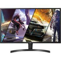 LG 32UK550-B 81,3 cm (32 Zoll) 4K UHD LCD-Monitor - 16:9 Format - Schwarz - Vertical-Alignment-Technologie (VA) - 3840 x 2160 Pixel Bildschirmauflösung - 1,07 Milliarden Farben - 250 cd/m² - Min. Hell