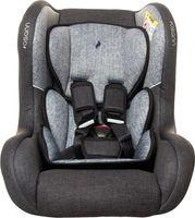 Osann Pogo Reboarder ohne Isofix Gruppe 0/1/2 (0-25 kg) Kinderautositz - Black Melange