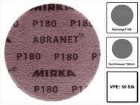Mirka ABRANET Schleifscheiben Grip 150mm P180 50 Stk. ( 5424105018 )