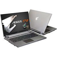Gigabyte Aorus 17G KB-7DE1130MH 43.90 cm 17.3 Zoll Gaming Notebook - Notebook - Core i7
