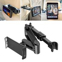 """360°KFZ Tablet Kopfstützenhalterung Tablet Halterung Auto Autohalter für Smartphone Ipad 4-10.5"""""""