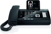 Gigaset DL500 A schwarz int. - ISDN-Komfort/System-Telefon - ISDN-Komfort/System-Telefon