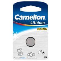 Lithium Knopfzelle Camelion CR1632 1er Blister
