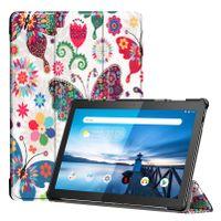 Hülle für Lenovo Tab M10 TB-X605F 10.1 Zoll Smart Cover Etui mit Standfunktion und Auto Sleep/Wake Funktion