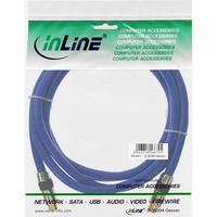 InLine 89949P, S-Video (4-pin), S-Video (4-pin), Gold