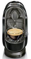 Tchibo Kaffee-Kapselautomat Cafissimo Pure mit integr. Entkalkungs-Funktion, Farbe Schwarz
