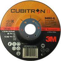 Cubitron II Schruppscheiben Gen. 2 230x7x22 hart. für Stahl und Edelstahl