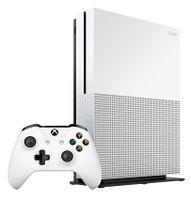 Microsoft Xbox One S + Battlefield V, Xbox One S, Weiß, 8192 MB, AMD Jaguar, AMD Radeon, Festplatte