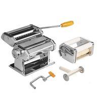 Maestro MR1679R Nudelmaschine 3in1 Nudeln / Ravioli / Lasagne