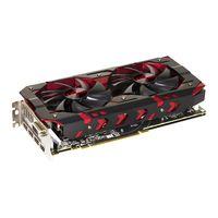 PowerColor Radeon RX 580 Red Devil 8GB - Grafikkarte - PCI-Express AXRX 580 8GBD5-3DH/OC