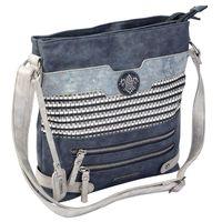 Rieker Accessoires Taschen Umhängetaschen Synthetik blau 10