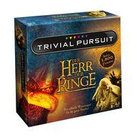 Trivial Pursuit Herr der Ringe Collector's Edition Gesellschaftsspiel Ratespiel Quiz (deutsch)