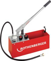 Prüfpumpe RP 50 S 0-60bar 45ml/Hub Rothenberger