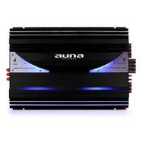 Auna AMP-CH06, 50 - 250 Hz, Schwarz, Silber