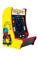 Pac-Man Arcade Retro Mini Spielautomat mit 2 original Spielen, Joysticks & Sounds | Tisch-Automat