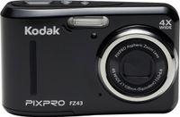 Kodak Pixpro FZ43 schwarz, Farbe:Schwarz