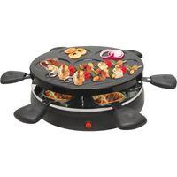 Camry Raclette Grill für 6 Personen   Party Grill   Tischgrill   Elektrogrill   1200 Watt