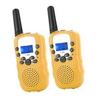 Walkie Talkies Radio Erwachsene Kinder\'\'Vox Box\'\'Voice aktiviert Walkie-Talkie Eu