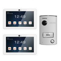 Video Türsprechanlage NeoLight Porta 7 Set 2 Monitoren