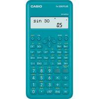 Casio FX-220 Plus, Tasche, Wissenschaftlicher Taschenrechner, 2 Zeilen, Batterie/Akku, Blau