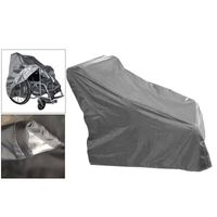 Leichte Erwachsene fahren Rollstuhlzubehör Farbe Grau M.