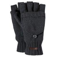 Barts Haakon Bumgloves Handschuhe schwarz, Größe:S/M