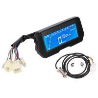 12000 U / min Motorrad LCD Digital Tachometer Universal Digital Meter Hintergrundbeleuchtung Motorrad Elektronischer Drehzahlmesser