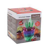 Gourmetmaxx Obst Profi Multi Set zu Fruchtzubereitung