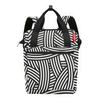 reisenthel allrounder R 12 Liter Rucksack daypack – zebra Polyester - Zebra