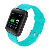 Linuode Smart Watch Herren Damen Smartband Blutdruckmessung Wasserdicht Fitness Tracker Armband Pulsmesser Smartwatch