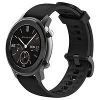 Xiaomi AMAZFIT GTR Smartwatch 1.2 Zoll AMOLED-Display 5 ATM wasserdicht GPS Aluminum Alloy - Schwarz